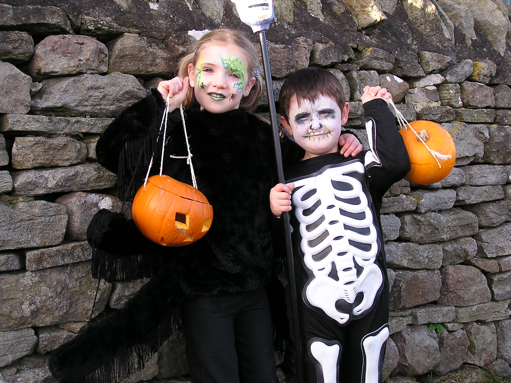 Have a haunting Half-term at Hall Hill Farm